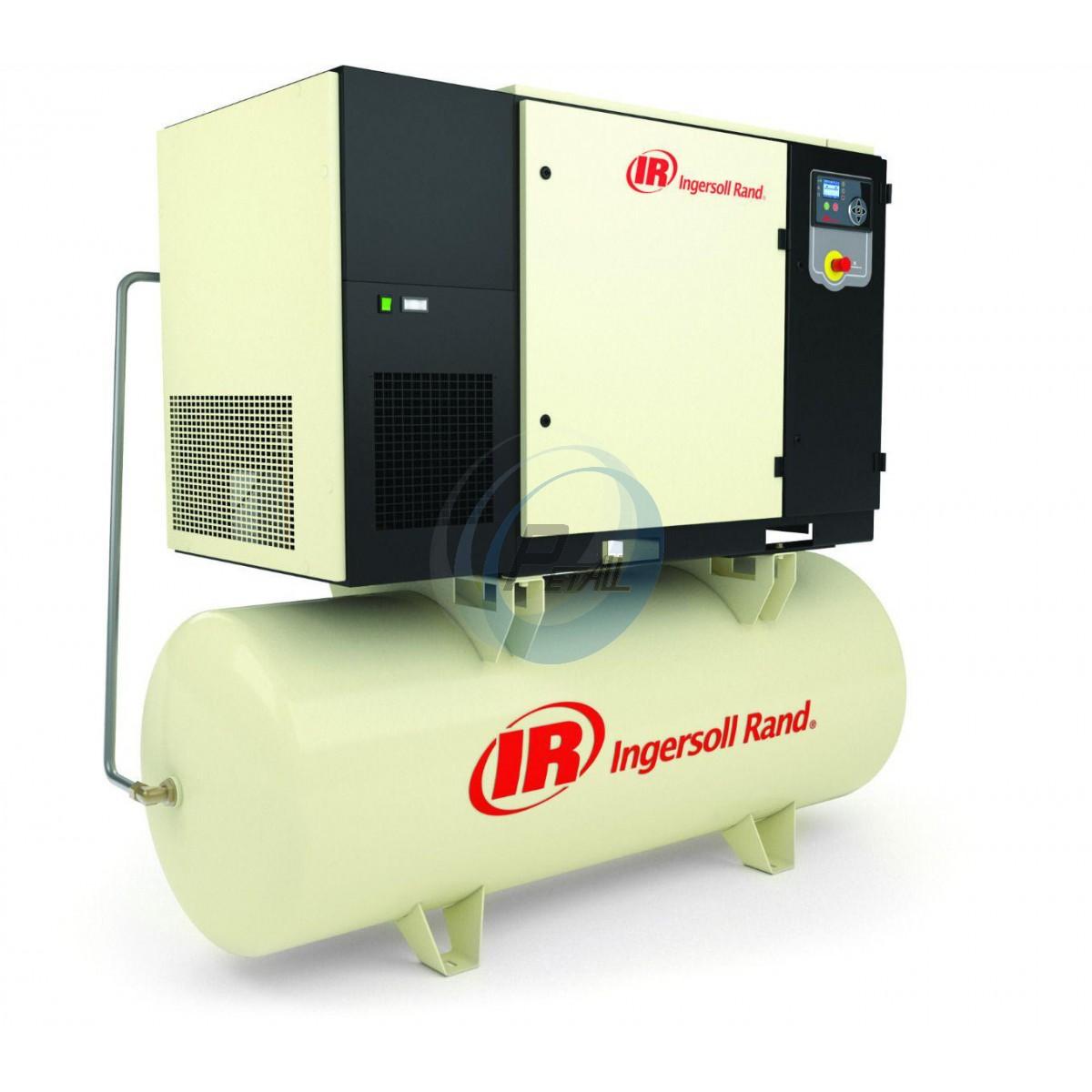 COMPRESSEUR INGERSOLL RAND P101 - Groupe électrogène d